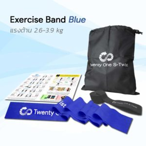 Exercise Band Blue