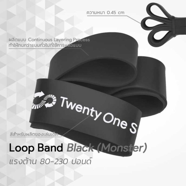 Loop Band Monster